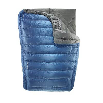 Therm-a-Rest Vela 35-Degree Puffy Down Camping Quilt