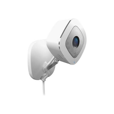 Arlo Q  Wired 1080p HD Security Camera  Night vision Indoor only 2Way Audio Works with Alexa