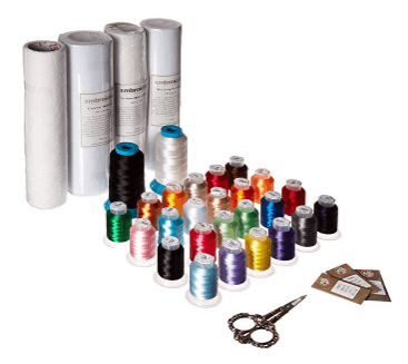 EMBROIDEX EMBROIDERY sewing kits