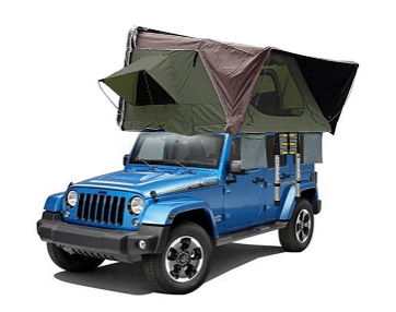 Procampy Rooftop Tent, Hydraulic Boost Pop Up Car Roof Tent