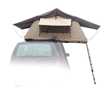 OFFROADING GEAR rooftop tent