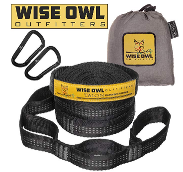 Wise Owl Outfitters XL Straps