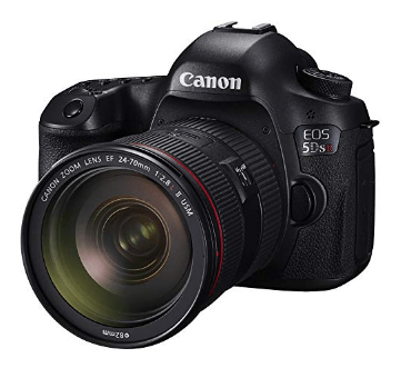 Canon EOS 5DS Camera for landscape photography