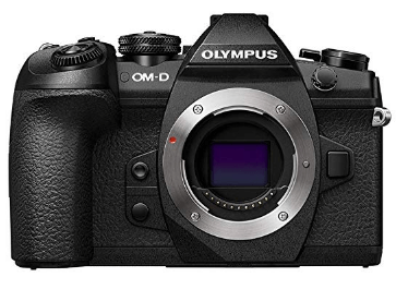 Olympus OM-D E-M1 Mark II Camera for landscape photography