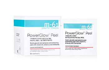 M-61 PowerGlow Skin Care Products