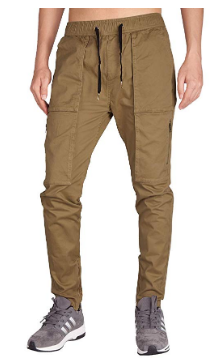 Italy Morn Tapered Cargo Joggers
