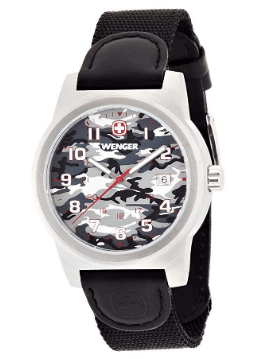 Wenger Field Classic Watch