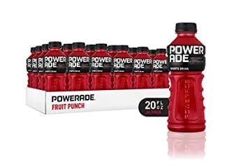 Powerade Sports Drinks