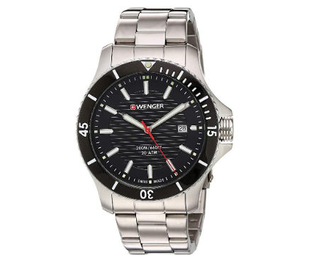 Wenger Sea Force 3H watch