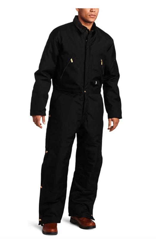 Carhartt Men's Arctic Quilt Lined Yukon Coveralls