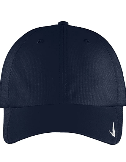 Nike Authentic Sphere Quick Dry Low Profile Swoosh Embroidered Adjustable Cap
