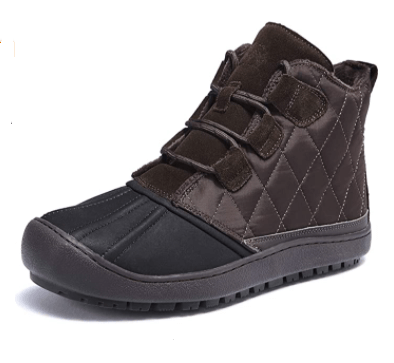 CAMEL CROWN Men's Insulated Winter Boots