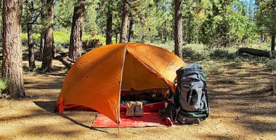 Get set for safe camping this summer