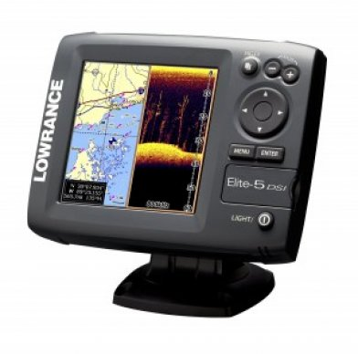 Lowrance Elite-5 DSI DownScan Imaging Chartplotter/FishFinder Review