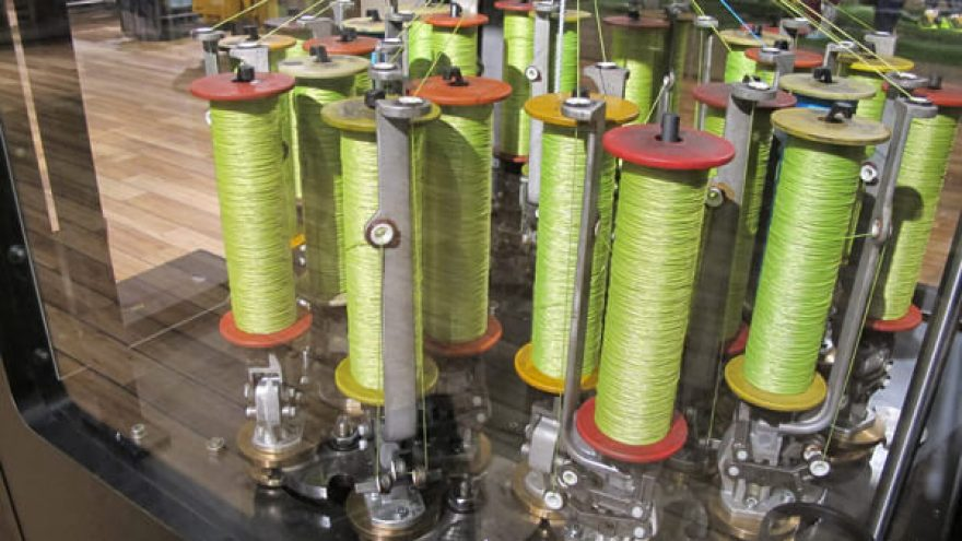 Edelrid Rope Machine Goes On Tour