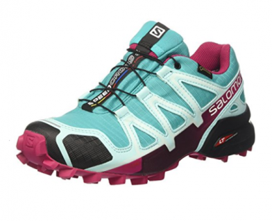 Our review of Salomon's Speedcross 4 with Gore-Tex