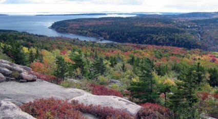 The National Parks - Acadia