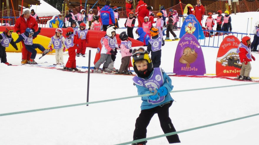 What is the right age for your kid to start skiing?