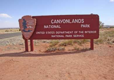 The National Parks - Canyonlands