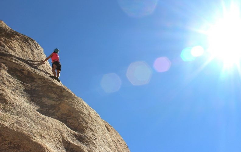 Best Sport Climbing Locations For Winter