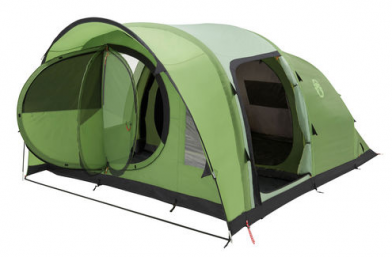 Coleman Valdes 4 Inflatable Tent review