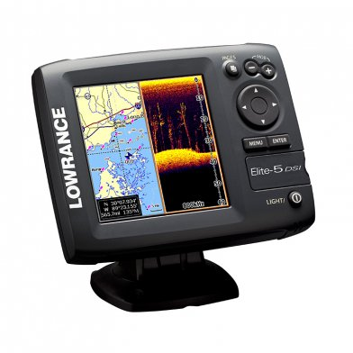 Lowrance Elite 5 DSI Review