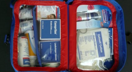 Here's What You Should Always Have in Your First Aid Kit