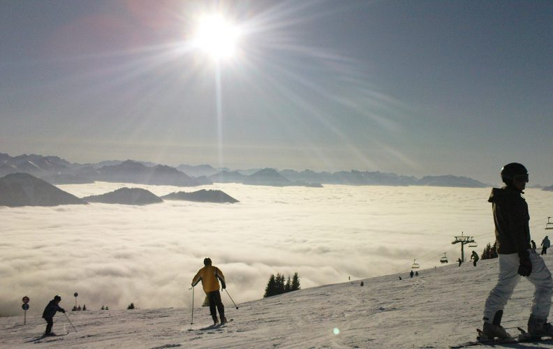 Skiing Etiquette: How To Behave On The Slope