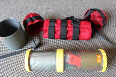 Gear Pods - Gear Carrying Devices