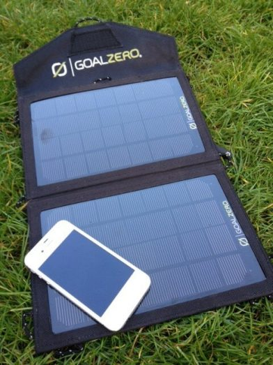 Goal Zero - Guide 10+ Adventure Kit Solar Charger