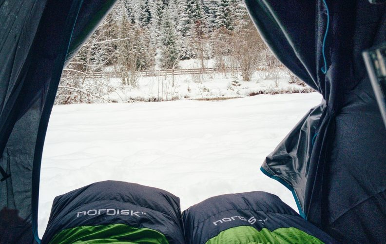 Top Winter Camping Destinations In The United States