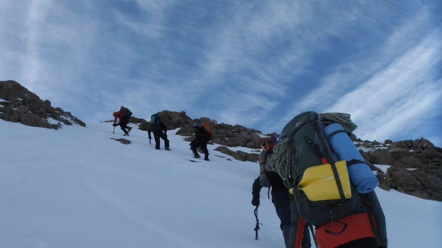 How to get yourself prepared for a winter trek