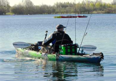 How To Choose The Best Fishing Kayak