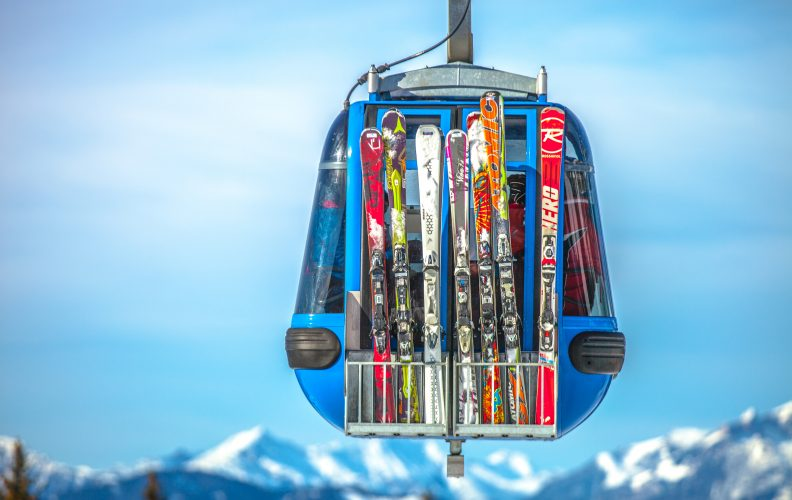 The essential gear to get started with skiing