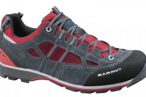 test and review of the Mammut Redburn Pro approach shoes