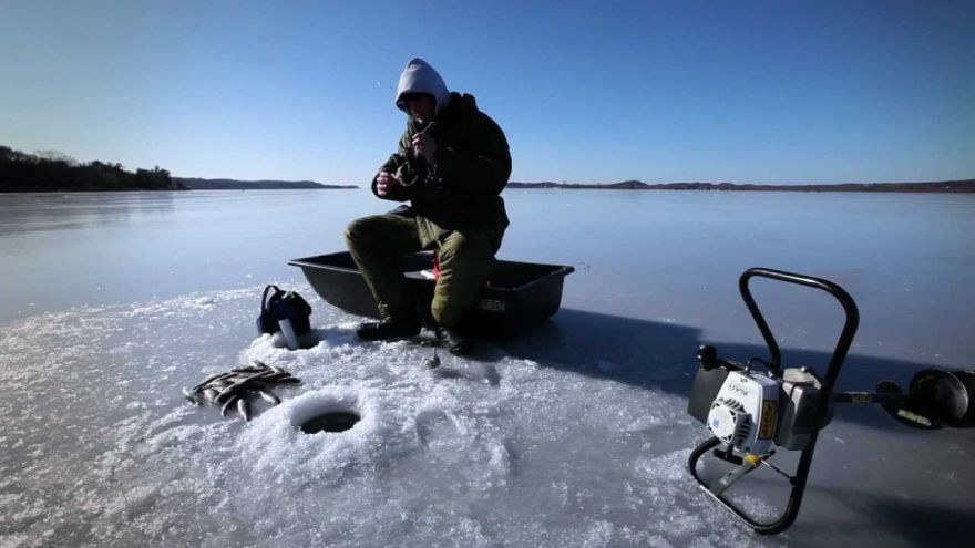 Fishing with Extreme Temperatures