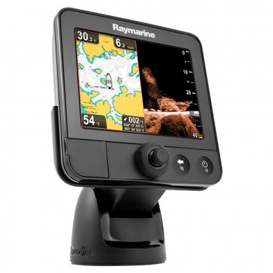 Raymarine Dragonfly Fishfinder/GPS Combo Review