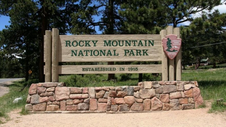 The National Parks - Rocky Mountain