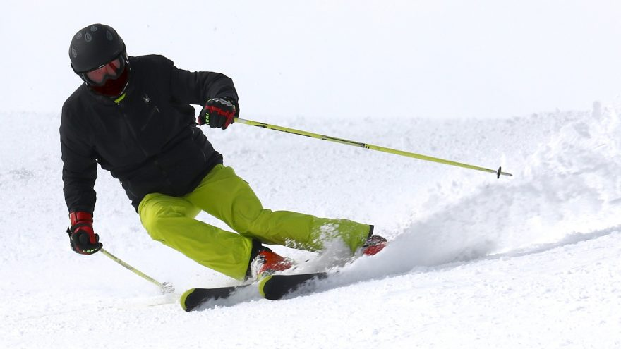 Most common skiing injuries