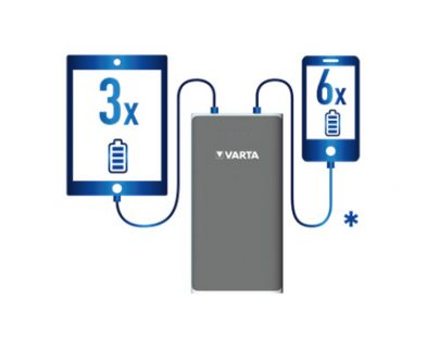 VARTA - Family Powerpack 16000 mAh