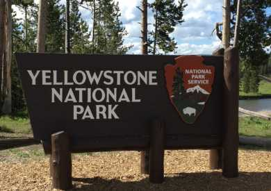 The National Parks - Yellowstone