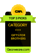 Best Gifts for Brothers