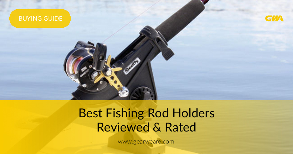 Best fishing rod holders reviewed rated in 2018 for Spring loaded fishing rod holder