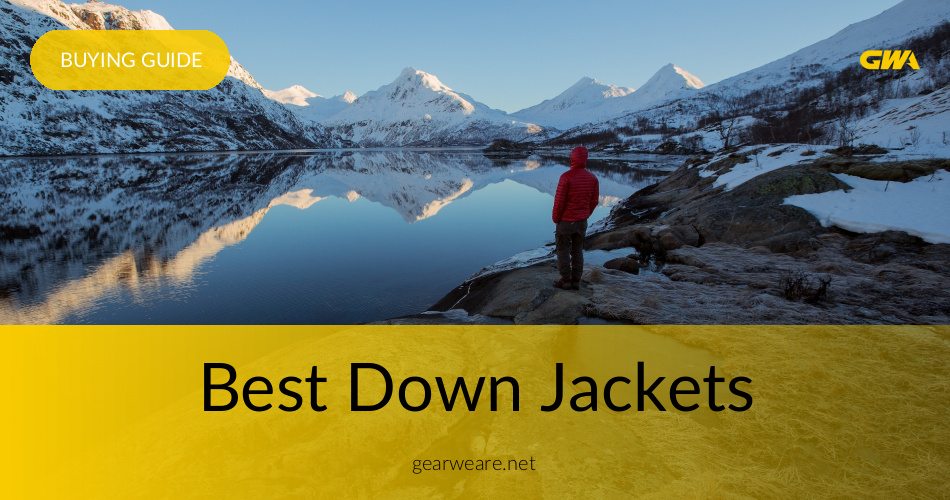 ac8380b8b4d Best Down Jackets Reviewed & Rated in 2019 | GearWeAre