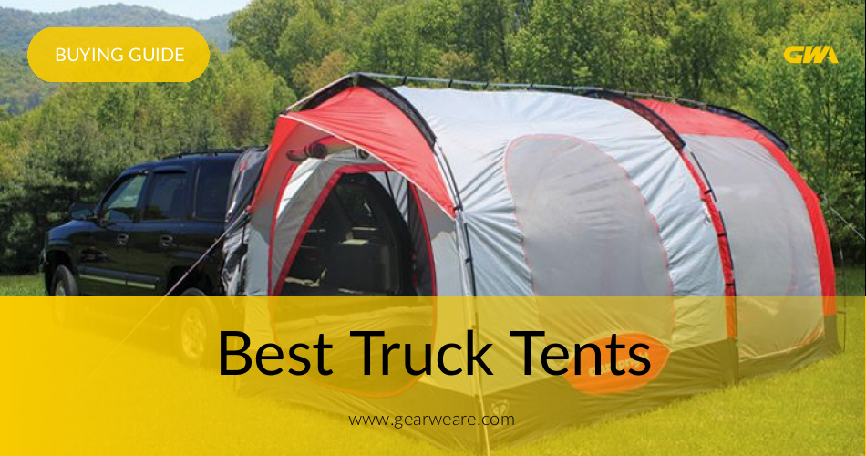& Best Truck Tents Reviewed u0026 Compared in 2018 | GearWeAre