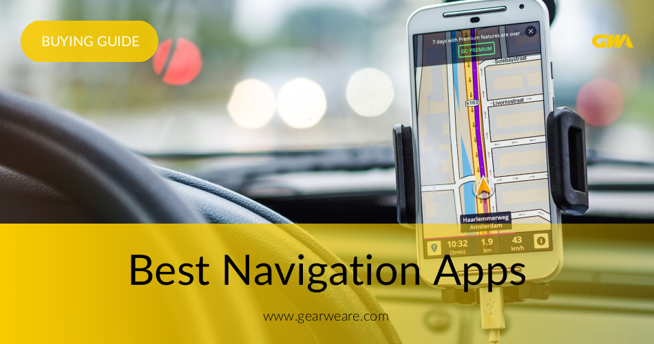 The Best Navigation Apps Reviewed For 2019 | GearWeAre com