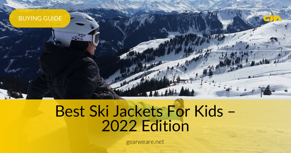 688f8ed98d4b Best Ski Jackets For Kids Reviewed 2019