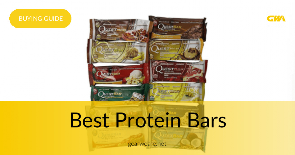 The Best Protein Bars Reviewed 2019 | GearWeAre com