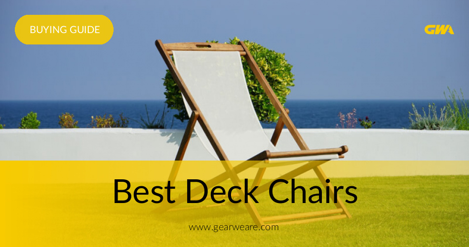 Admirable Best Deck Chairs Reviewed Rated 2019 Gearweare Short Links Chair Design For Home Short Linksinfo