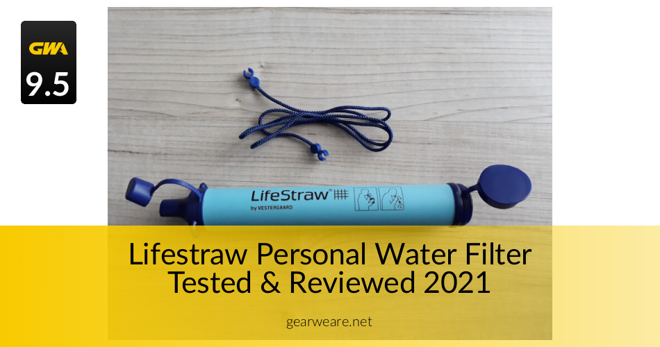 Lifestraw Personal Water Filter Tested Amp Reviewed 2018